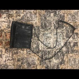 Archipelago Designs Bags - Archipelago Designs python handbag
